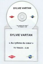 CD de musique CD single promo Sylvie Vartan