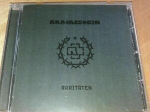 "CD "" Rammstein - Raritäten 1994-2012 """