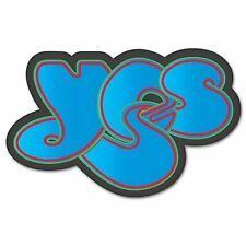 Yes Rock Band Vinyl Decal Sticker 3""