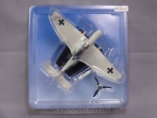 Germany Junkers Ju87/D-1 1/100 Scale War Aircraft Japan Diecast Display PL154