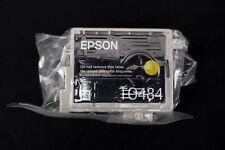Epson T0484 GIALLO ORIGINALE CARTUCCIA di inchiostro Cavalluccio Marino