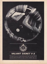 1964 PLYMOUTH VALIANT 273/180-HP V-8 ~ ORIGINAL 3-PAGE ROAD TEST / ARTICLE / AD