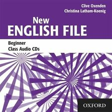 New English File: Beginner: Class Audio CDs (3), Latham-Koenig, Christina & Oxen
