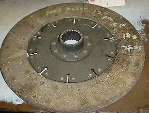 Ford/New Holland 5000 5600 6600 6700 Clutch Disc F0NN7550HA E3NN7550EA C7NN7500Z