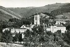 Carte DOURGNE Abbaye d'En Calcat Vue générale du Monastère