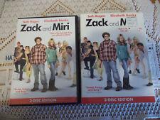 Zack and Miri Make a Porno (DVD, 2009, 2-Disc Set)