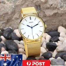 Geneva Luxury Wristwatches with 12-Hour Dial