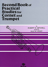 """""""Second Book Of Practical Studies For Cornet And Trumpet"""" Music Book-New-Sale!"""