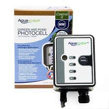 AQUASCAPE #84039 PHOTOCELL 12V with DIGITAL TIMER for GARDEN AND POND LED LIGHTS