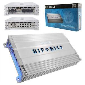 Hifonics BG-1000.4 Brutus Gamma 4 Channel Super Class A/B 1000 Watt Car Amp