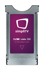 simpliTV Irdeto CI+ Modul DVB-T2 für DVB-T2 taugliche TV Geräte ORF ATV Puls4