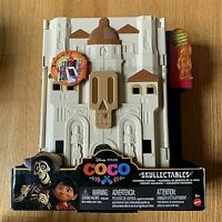 Disney Pixar - COCO The Movie Skullectables Hacienda Storage Carry Case & Figure