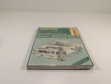 1969 thru 1978 Haynes Toyota Hi-Lux Pick-Up Owners Workshop Manual New Old Stock