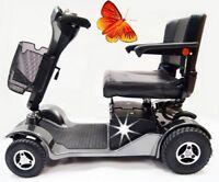 Elektromobil Scooter Sapphire Sterling E-Mobil werkzeuglos zerlegbar 6 km/h