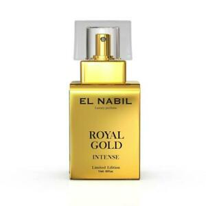 Royal Gold 15ml INTENSE Eau de Parfum Spray - El Nabil für Herren & Damen UNISEX