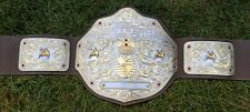 WWE WCW BIG GOLD WORLD WRESTLING CHAMPIONSHIP CHAMPION TITLE REPLICA BELT GÜRTEL