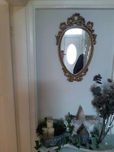 Vintage Rococo Style Mirror