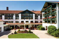 3T Wellness & Spa Kurzurlaub Hotel das Ludwig 4*S in Bayern
