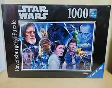 NEW Ravensburger Star Wars Limited Edition 2 1000pc Jigsaw Puzzle (19763)
