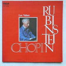 CHOPIN Les valses RUBINSTEIN ARL1 0624