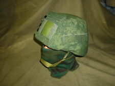Night vision, or action camera, cover for Russian helmet 6b47, 6b27, 6b28, 6b7-1