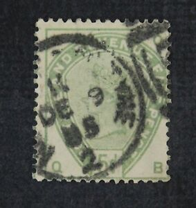 CKStamps: Great Britain Stamps Collection Scott#104 Victoria Used