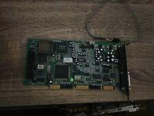Creative Sound Blaster 16 CT1740 + Yamaha OPL3 ISA RARE VINTAGE Sound Card