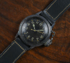 Vintage HAMILTON CANTEEN US Military Issue Hack Set 987S Watch Orig Lead Seal