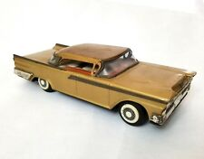 Yonezawa Ford 1959 Two Door Hard Top Friction Toy Car Working