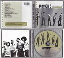 Michael Jackson 5 Five J5 CD THE ULTIMATE COLLECTION Best Of Compilation 1998
