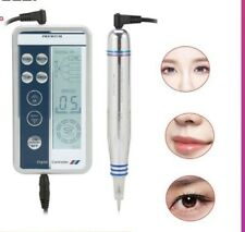 Tattoo Machine Permanent Makeup Digital Pen Eyebrow Lip Eyeliner Gun Cartridge