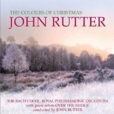 JOHN RUTTER - THE COLOURS OF CHRISTMAS CD NEW+