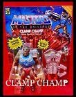 MOTU Deluxe Clamp Champ Masters Of The Universe Origins 2021 Retro Mattel