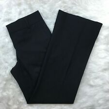 "Banana Republic Women's Black ""The Martin Fit"" Dress Pants Size 4 Stretch"