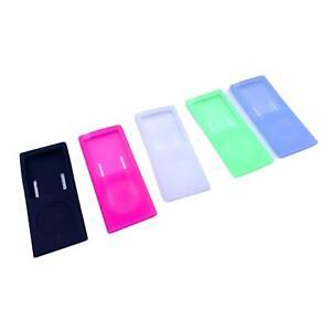 3 Shells For iPod nano silicone case Multicolour iPod Nano 4G Players