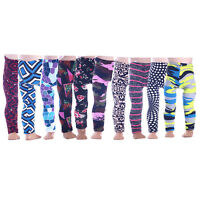 Handmade Fashion Doll Legging Pant Trouser Clothes for 18 inch Doll Party