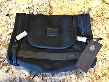 New Tumi Toiletry Hanging Travel Bag Black 22191D2