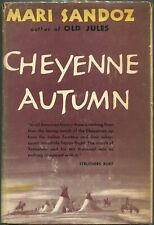 Mari Sandoz / Cheyenne Autumn First Edition 1953