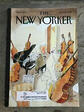 NEW! THE NEW YORKER, November 14, 2011 Issue