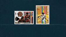 Sénégal  poste aérienne jeux olmpiques de Montréal  1976   num: 152/53 **