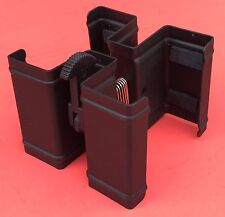 GUNTEC CLAMP Adjustable Magazine Coupler - Black Aluminum