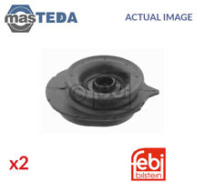 2x FRONT TOP STRUT MOUNTING CUSHION SET FEBI BILSTEIN 28221 I NEW OE REPLACEMENT