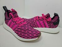*NEW* Adidas Originals NMD R2 Primeknit Boost (Men Size 10.5) Athletic Sneakers