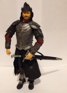 LOTR - The Lord Of The Rings Aragon Action Figure ToyBiz 2003 Toy King