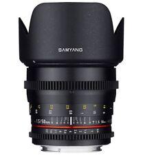 Samyang Kamera-Objektive mit E mount-Anschluss
