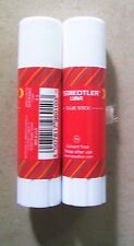 4 Staedtler Luna Glue Stick 8gm Solvent Free