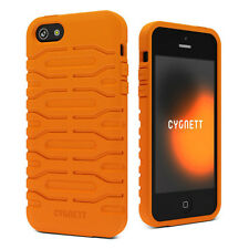 Cygnett Tough Protective Skin Cover for iPhone 5/5S/SE Bulldozer Silicon Case
