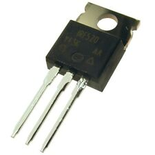5 IRF520 Vishay Siliconix MOSFET Transistor 100V 9,2A 60W 0,27R TO220 854042
