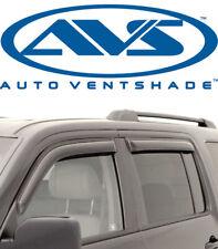 AVS 94074 In Channel Window Ventvisors 4-Piece Smoke 1991-2005 Ford Explorer