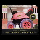 Fao Schwarz Remote Control Thunder Tumbler Truck in Pink